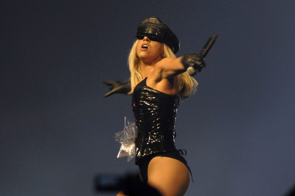 Lady Gaga Performs at The Dome 49 in Hanover (35 Photos)