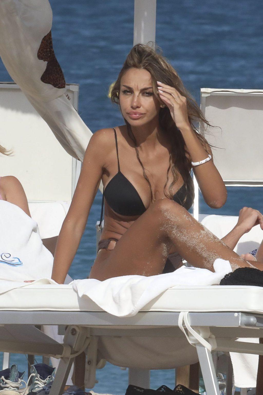 Madalina Ghenea Enjoys Her Holidays in Sardinia (25 Photos)