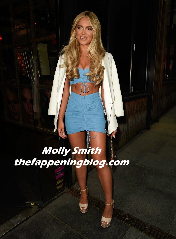 Molly Smith & Callum Jones Are Pictured in Manchester (25 Photos)