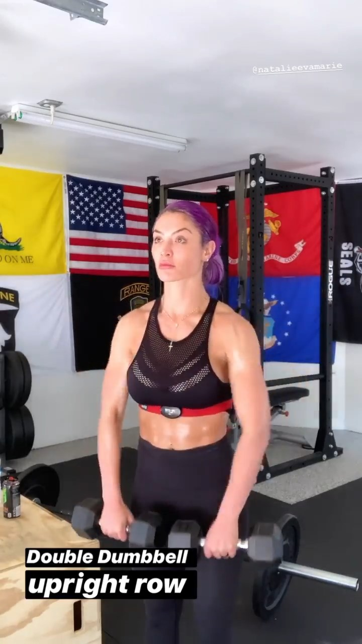 Natalie Eva Marie (WWE) See Through (4 Pics + Video)