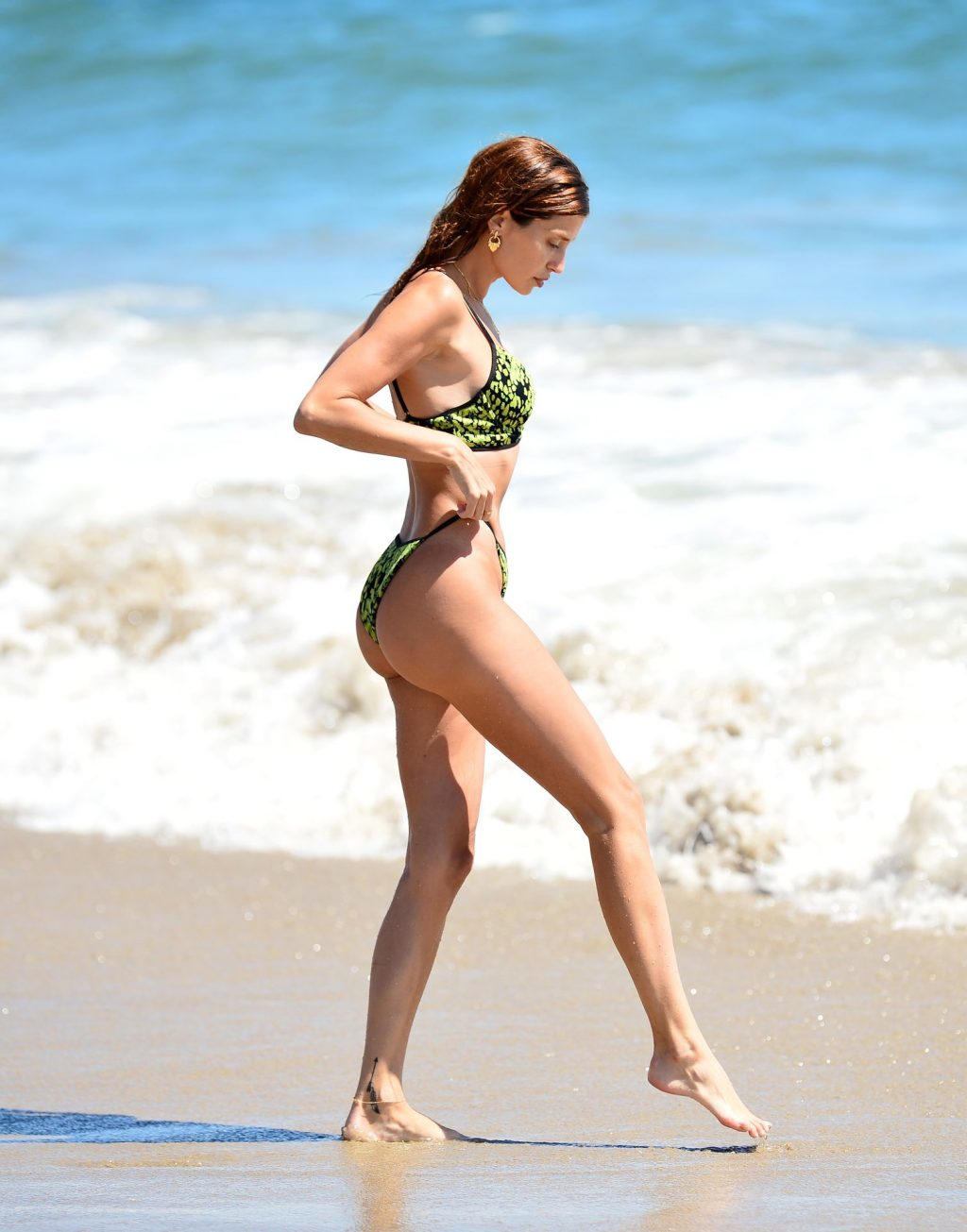Nicole Williams Flaunts Her Incredible Bikini Body on the Beach (18 Photos)