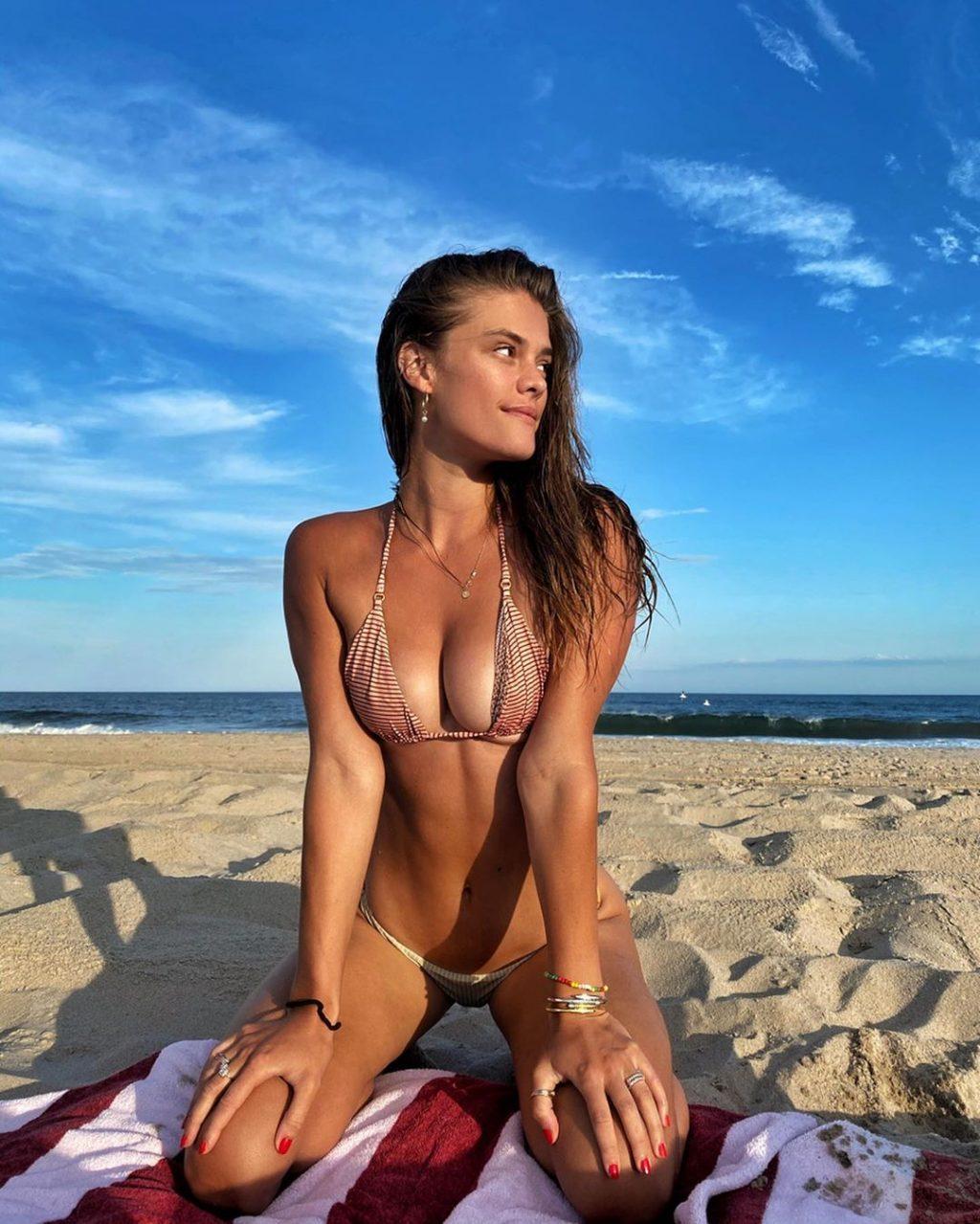 Nina Agdal Sexy (3 New Photos)