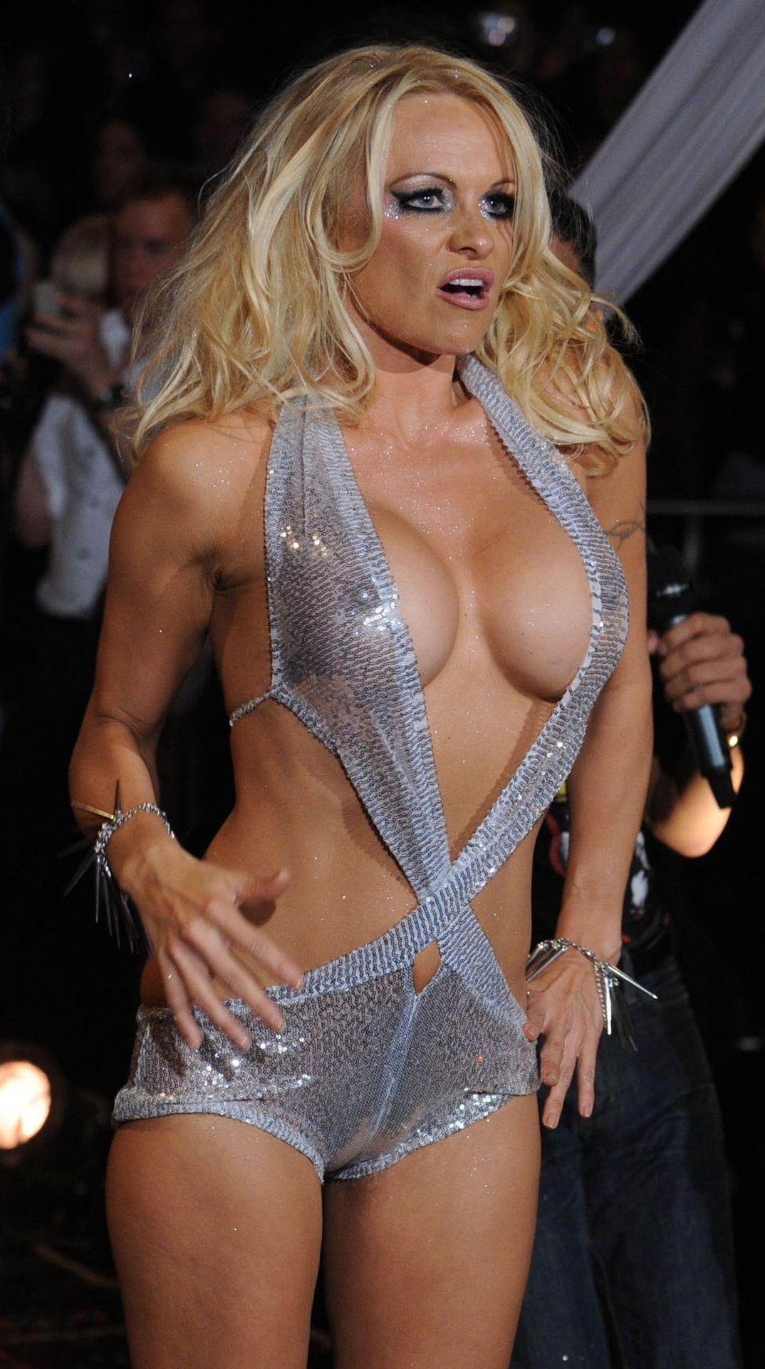 Nude Pamela Anderson