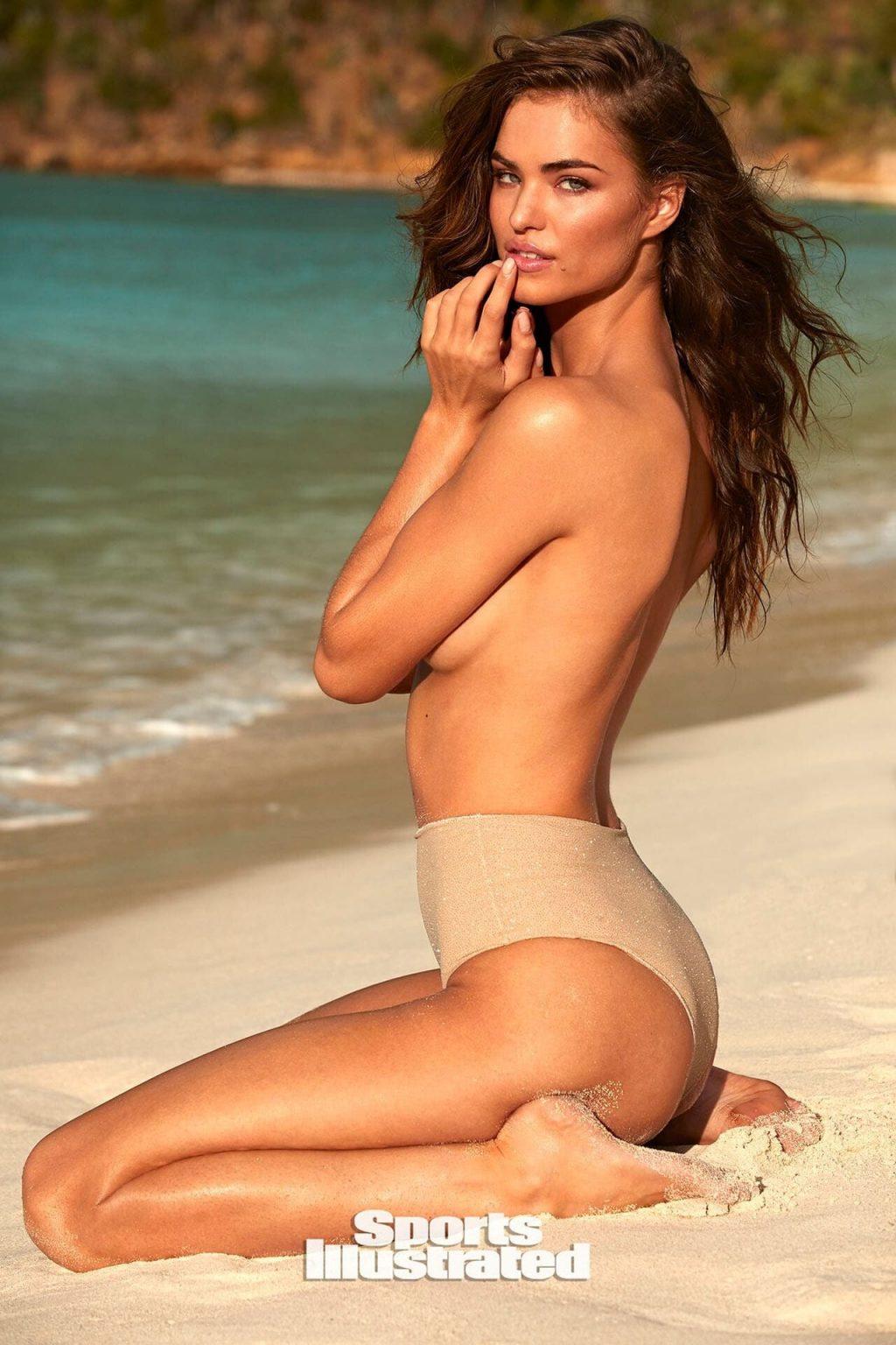 Robin Marjolein Holzken Sexy & Topless – Sports Illustrated Swimsuit (42 Photos)