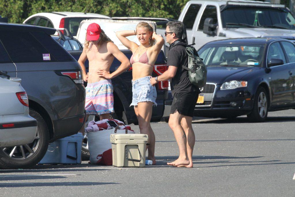 Sailor Brinkley Cook Celebrates Her Birthday in The Hamptons (34 Photos)