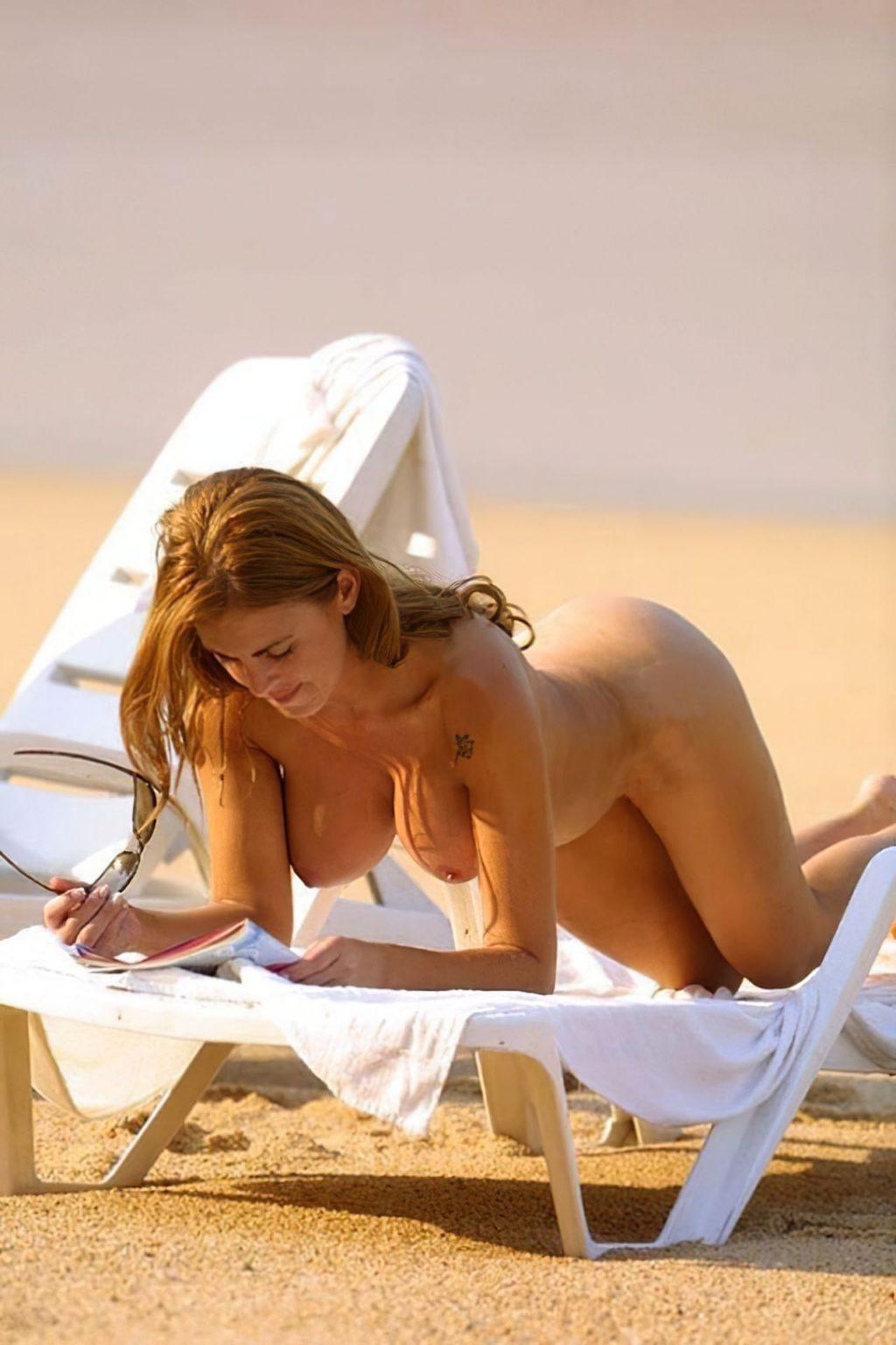 Silvina Luna Nude (32 Photos)