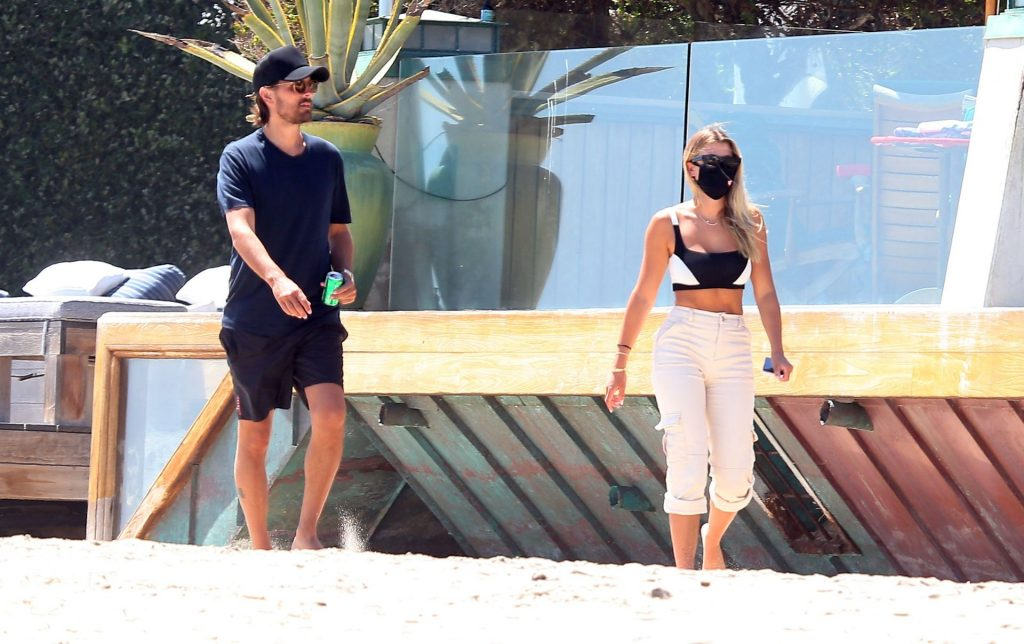Sofia Richie & Scott Disick Reunite for the First Time Since Their May Break-up in Malibu (86 Photos)