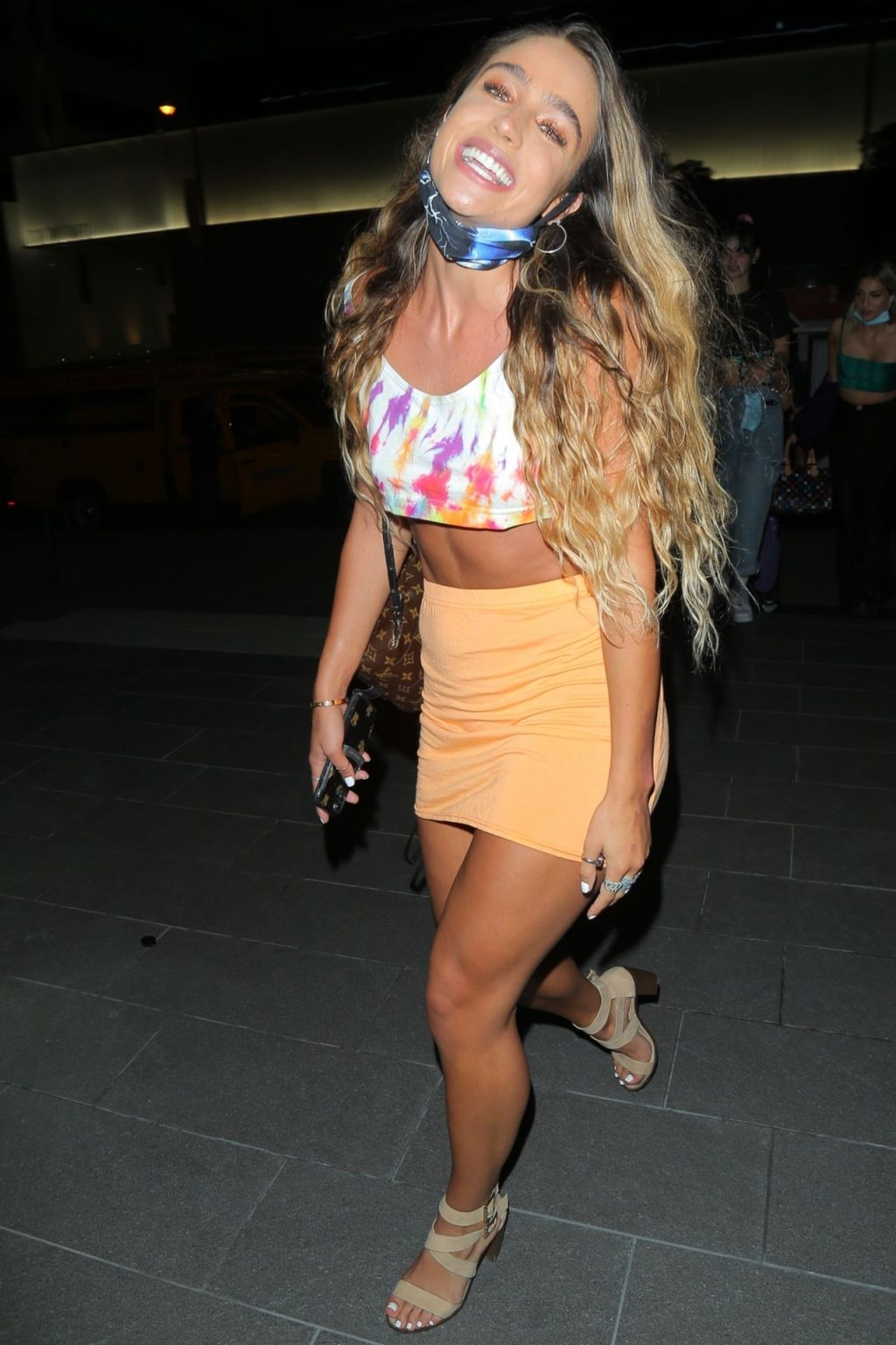 Sommer Ray Shows Off Her Toned Abs in a Chic Fit While Leaving Dinner at BOA Steakhouse (42 Photos)