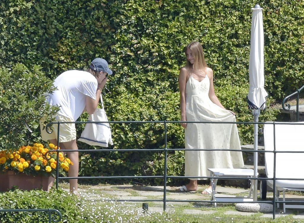 Talita Von Furstenberg Is Seen Topless on Vacation in Portofino (50 Photos)