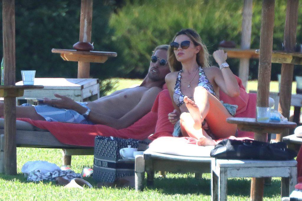 Abbey Clancy Shows Off Her Bikini Body on Holiday in Sardinia (19 Photos)