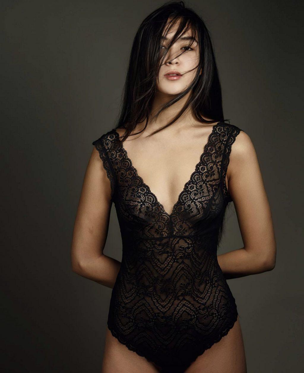 Ainara Kuzhbaeva Nude Leaked The Fappening (17 Photos)