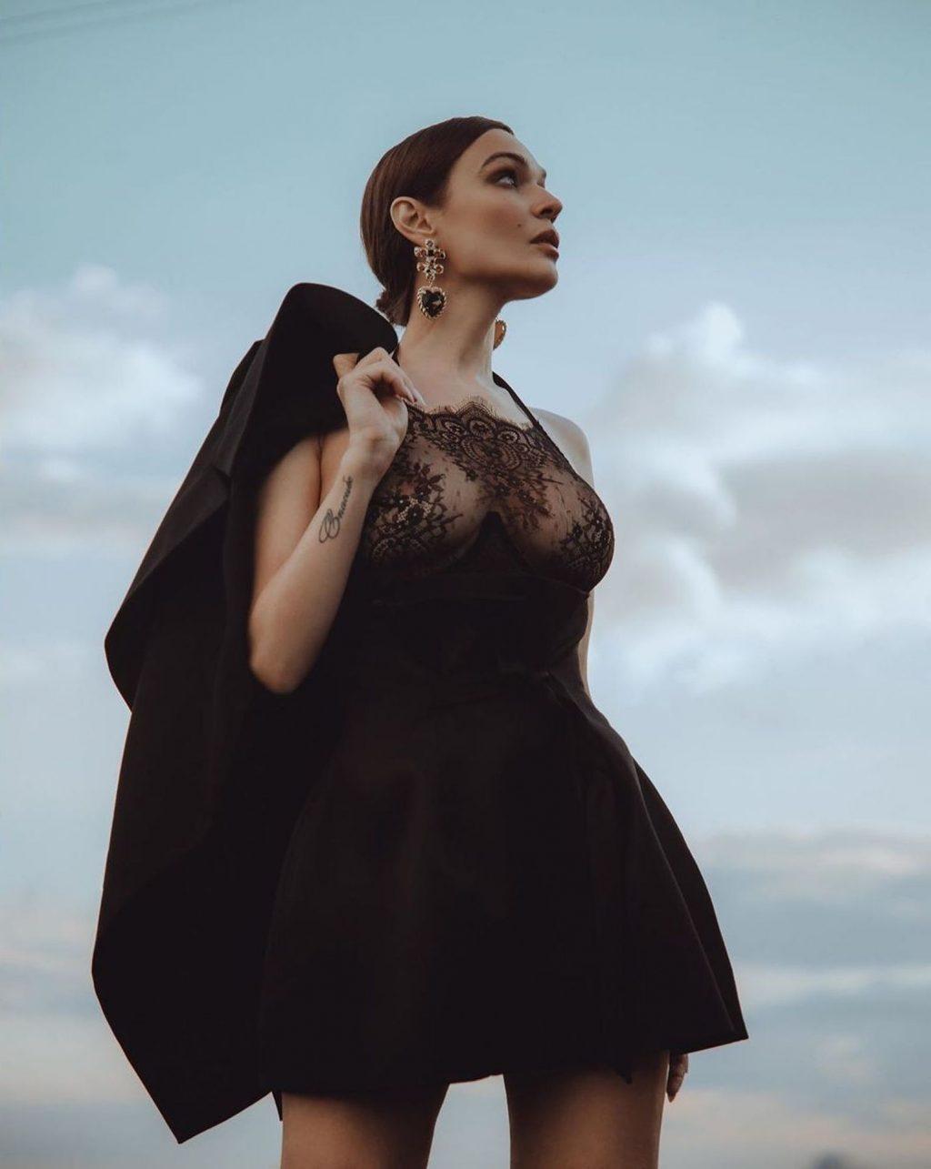 Alena Vodonaeva See Through (3 Photos)