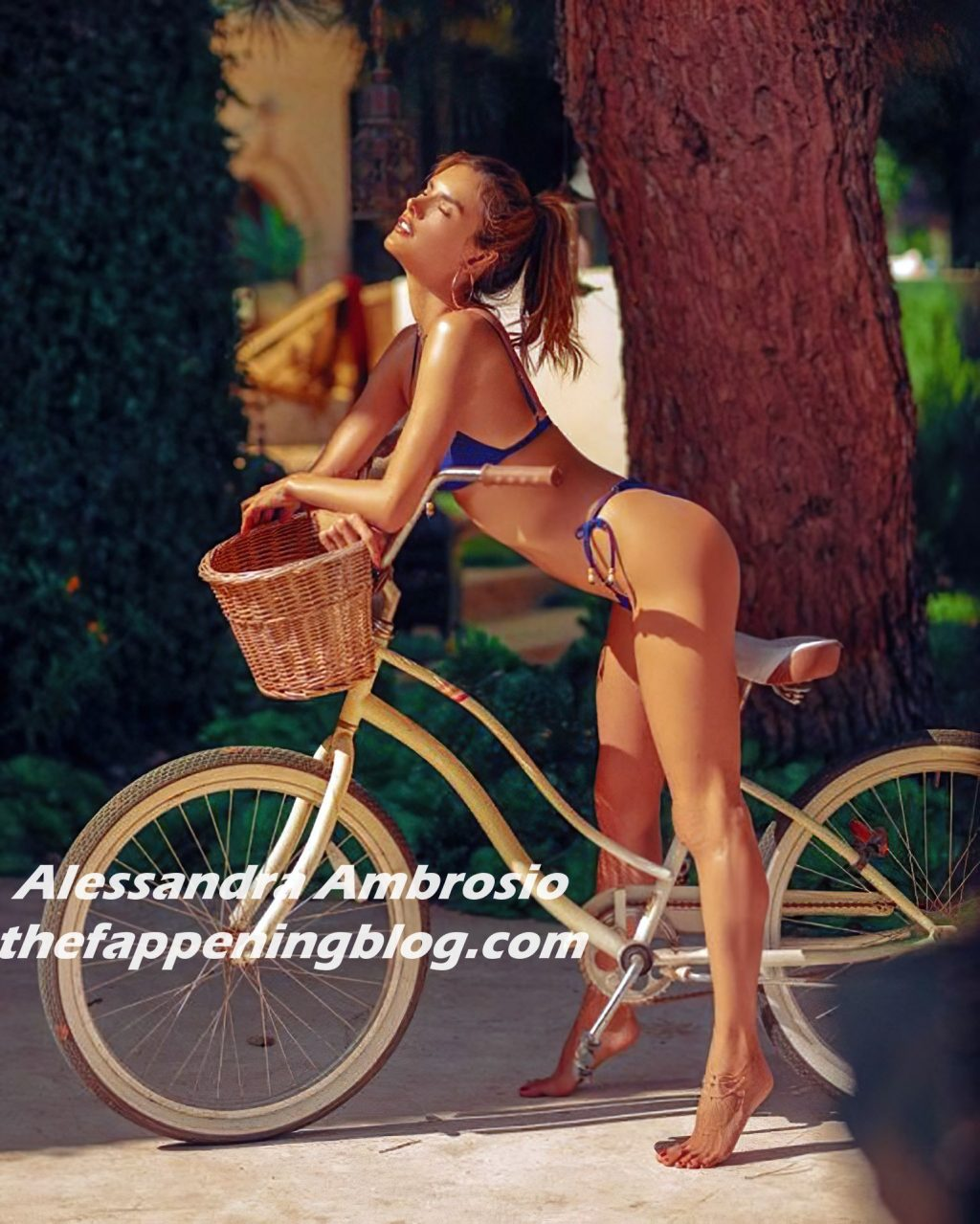 Alessandra Ambrosio Poses for the Campaign of Her Swimwear Brand Gal Floripa (16 Photos)