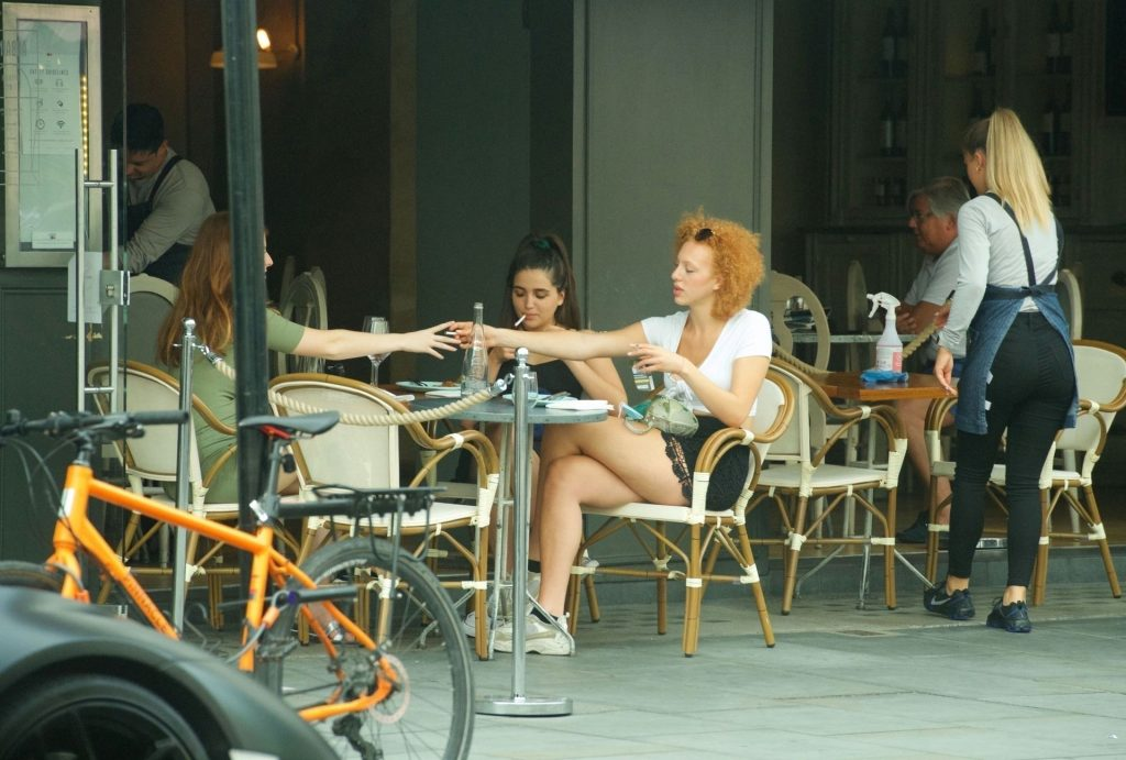 Anna Ermakova Is Seen Out on a Day with Friends (85 Photos)