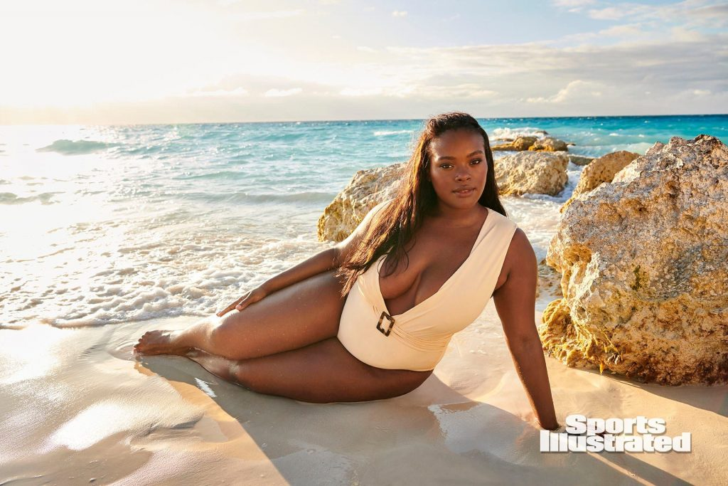 Brielle Anyea Sexy – Sports Illustrated Swimsuit (25 Photos)