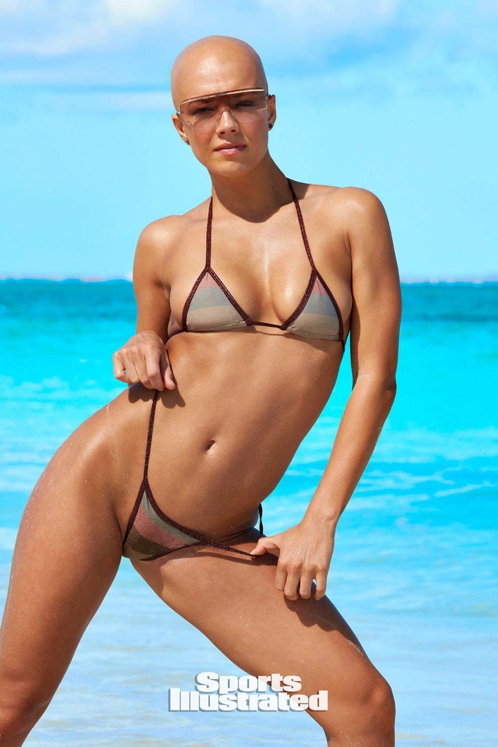 Christie Valdiserri Sexy & Topless – Sports Illustrated Swimsuit (29 Photos)