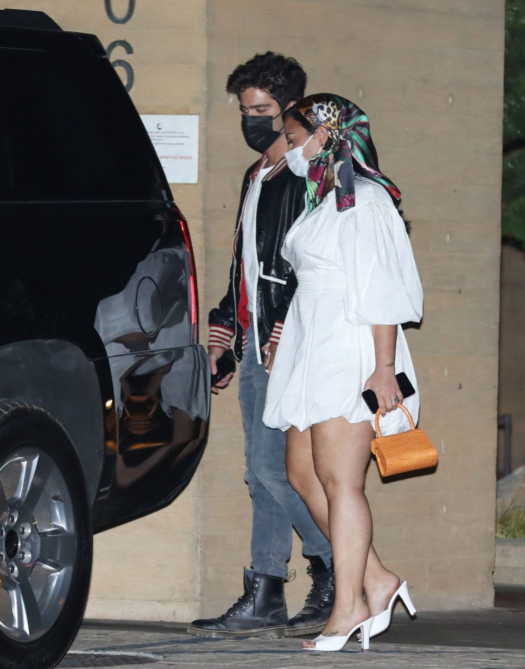 Demi Lovato Shows Off Her Legs and Engagement Ring (47 Photos)