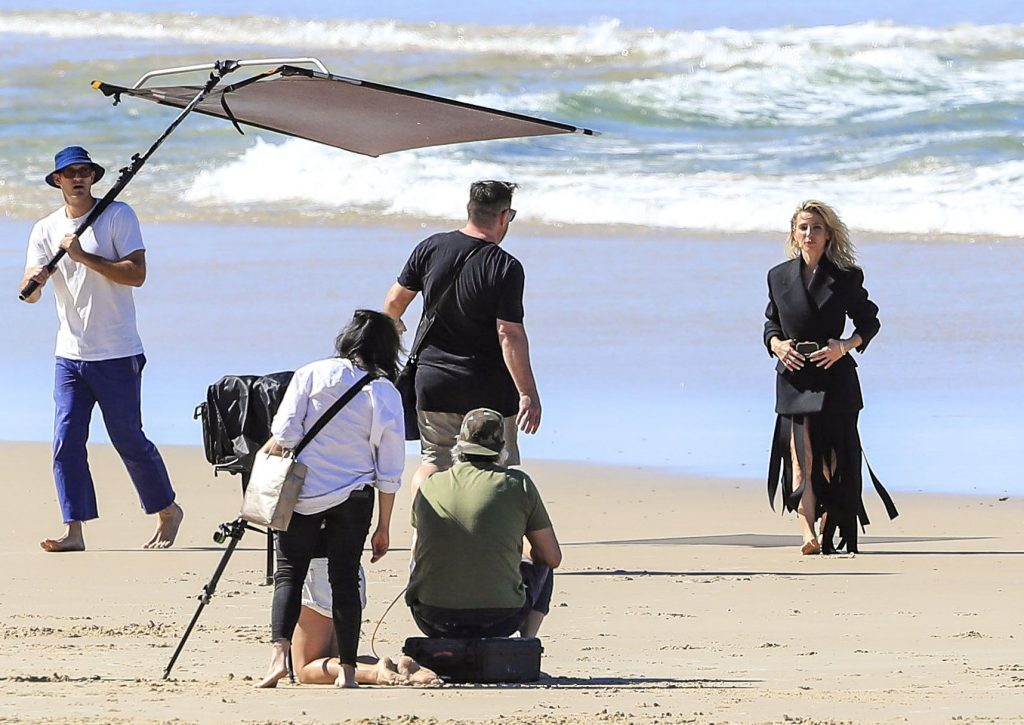 Elsa Pataky Poses on a Sexy Beach Photoshoot in Byron Bay (42 Photos)