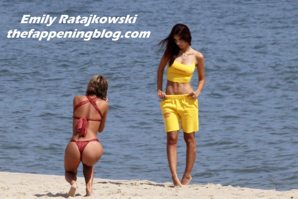 Emily Ratajkowski Poses in a Photoshoot for Inamorata (27 Photos)