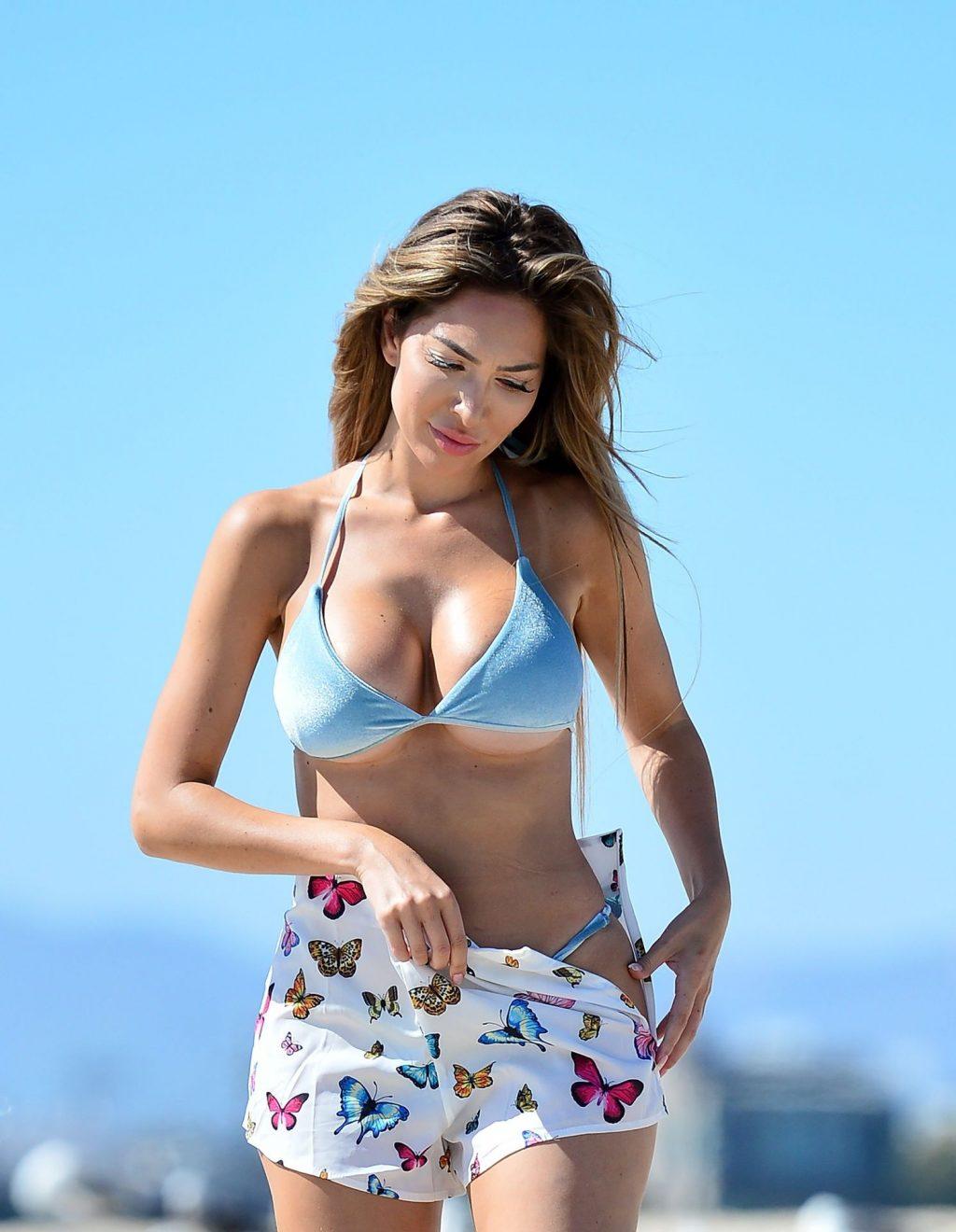 Farrah Abraham Flaunts Her Amazing Bikini Body at the Beach (64 Photos)