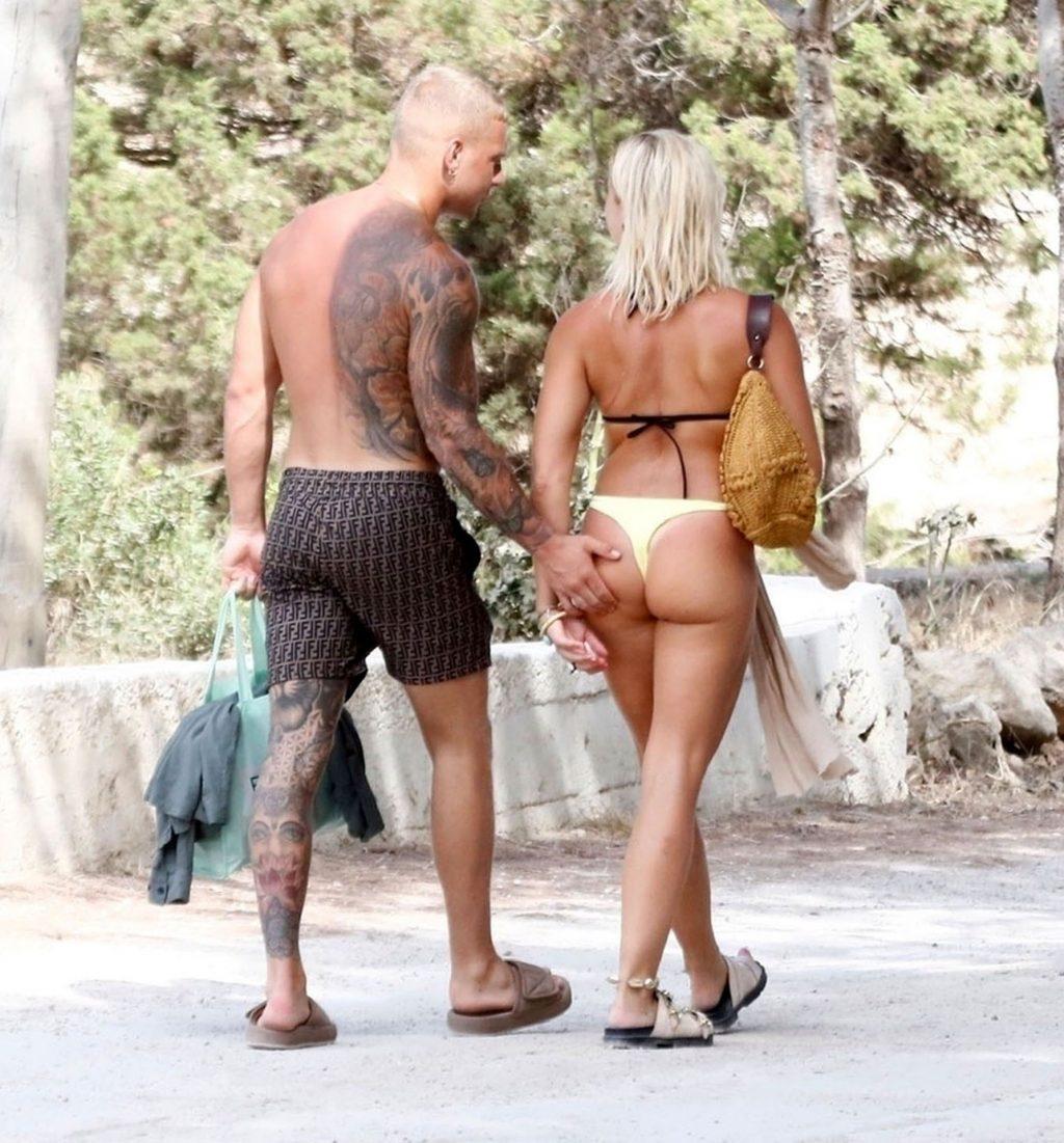 Gabby Allen Shows Off Her Sultry Beach Body in a Skimpy Little Bikini (24 Photos)
