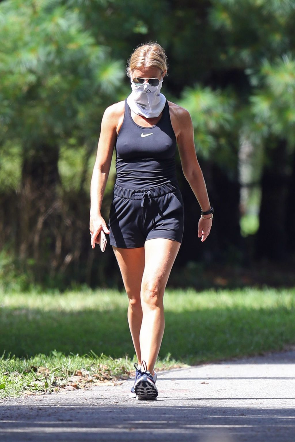 Gwyneth Paltrow Shows Her Pokies in The Hamptons (23 Photos)