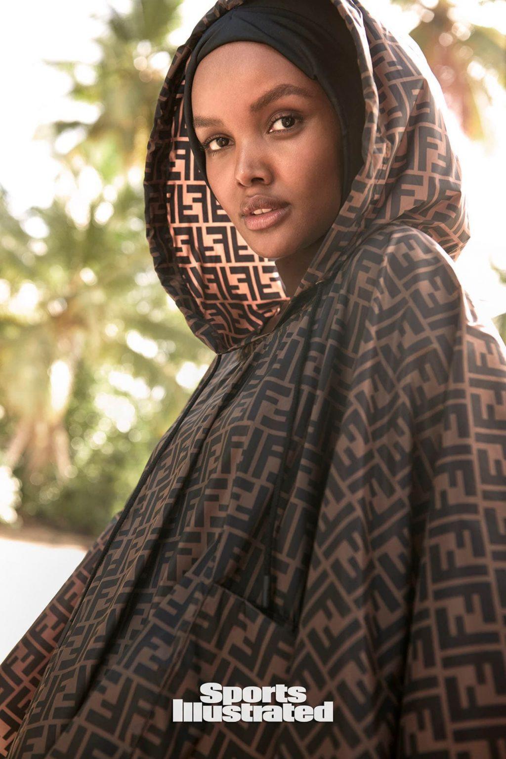 Aden  nackt Halima Halima Aden,