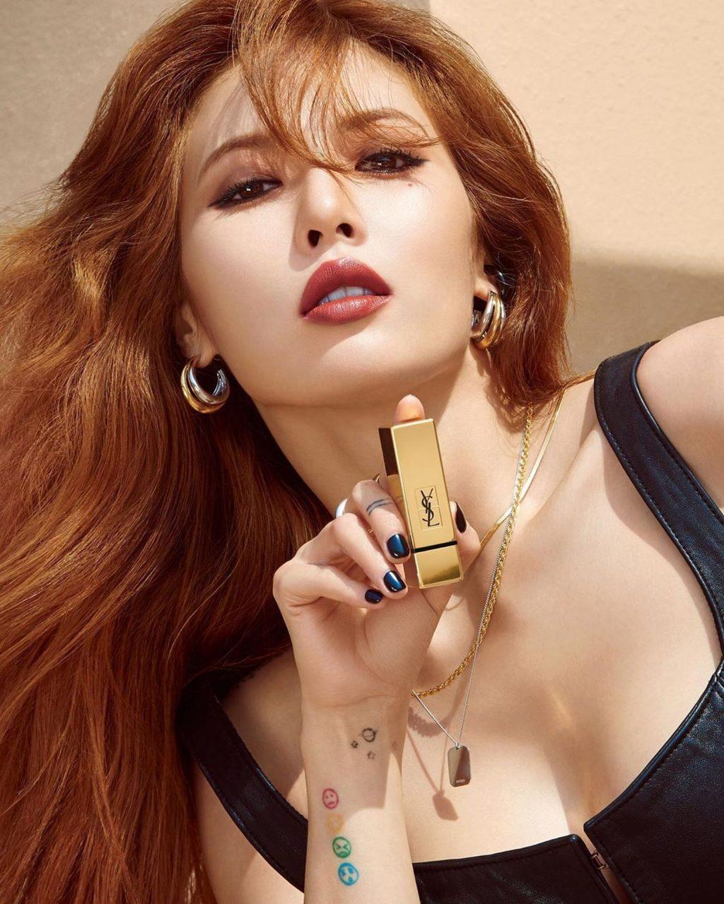 Hyuna's Hot Collection (11 Photos + GIFs)