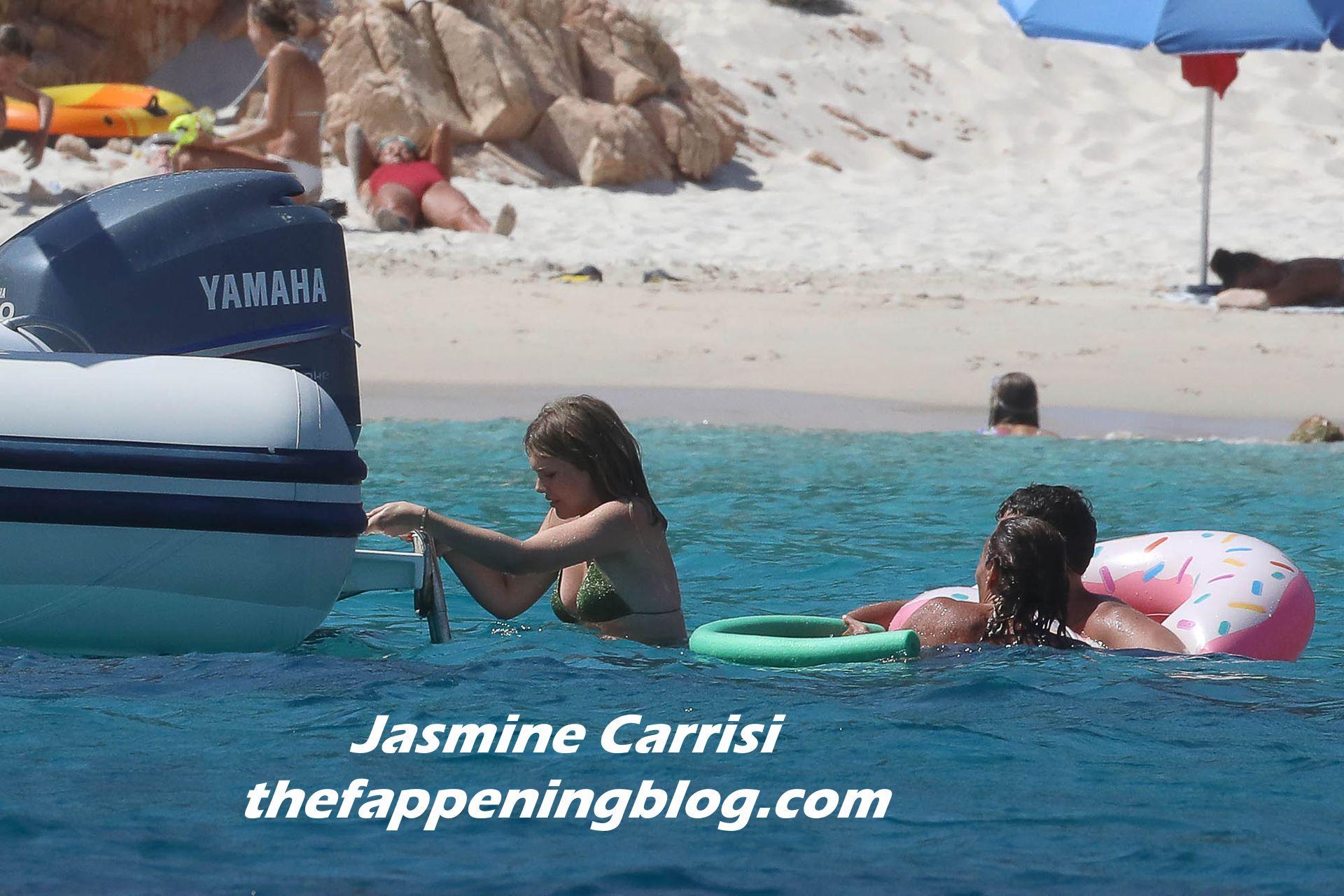 Jasmine Carrisi  nackt