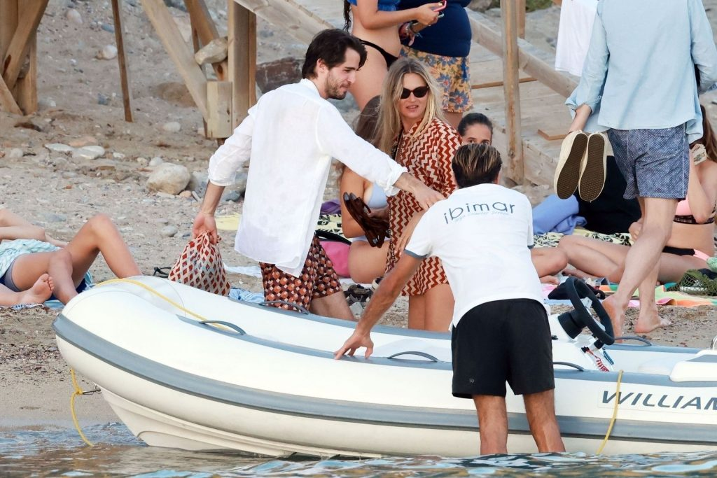 Leggy Kate Moss Is Seen on Her Holidays in Formentera (59 Photos)