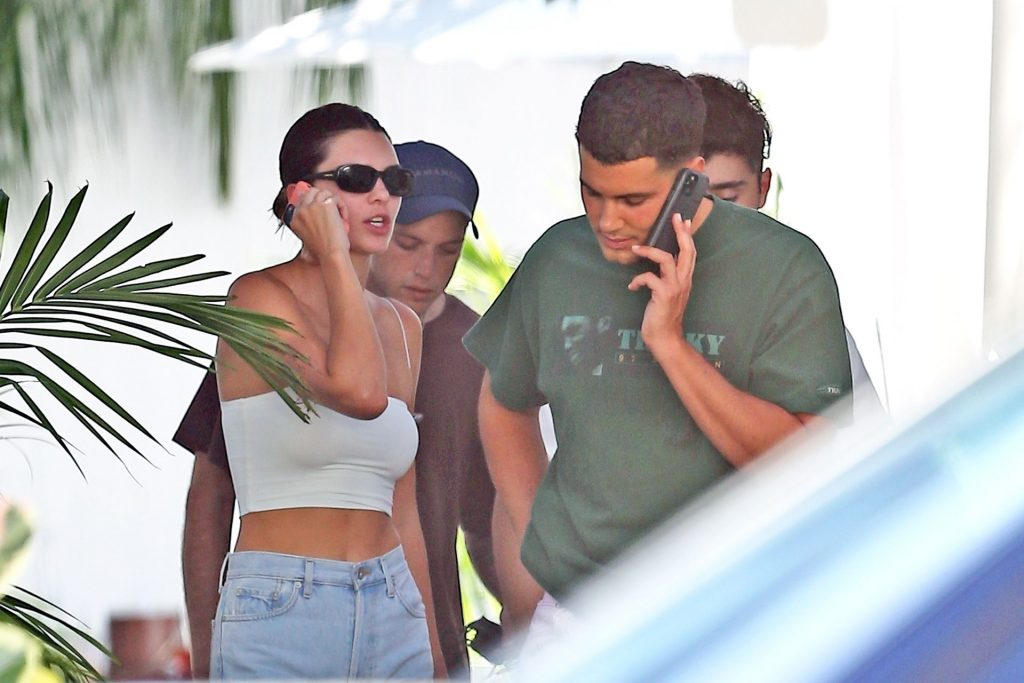 Kendall Jenner Books Out 40 Love for Phoenix Suns Game Viewing Party with Pals (40 Photos)