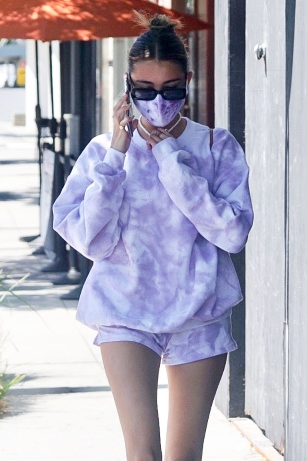 Madison Beer Knows How to Rock a Tie-dye Ensemble (16 Photos)