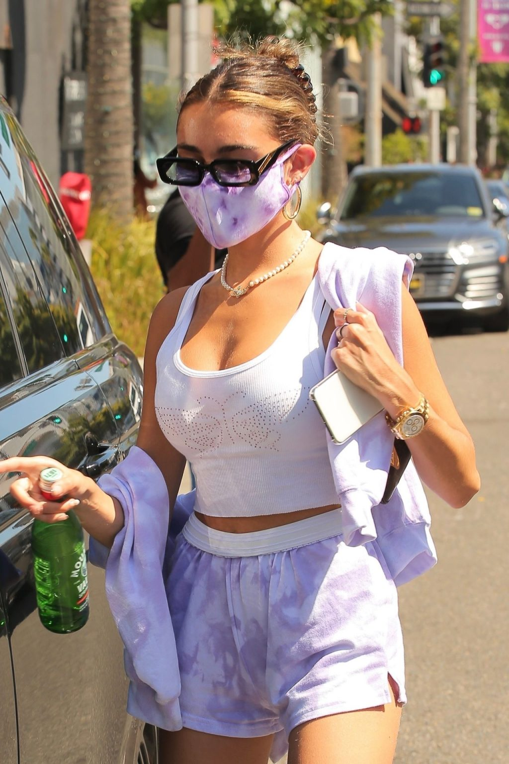 Madison Beer Shows Off Her Sexy Body in Beverly Hills (7 Photos)