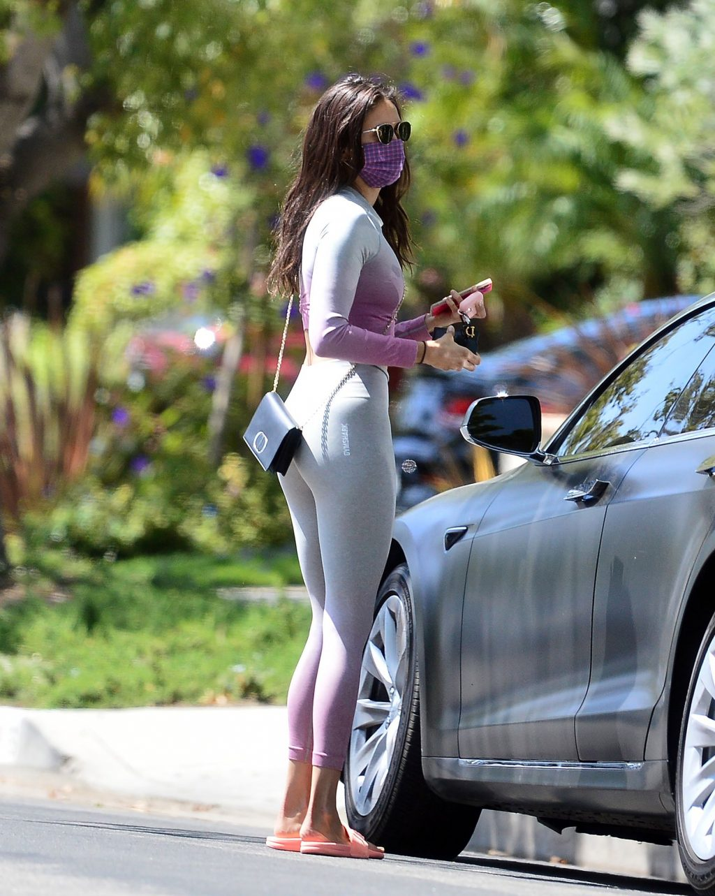 Nina Dobrev is Pictured Stepping Out in LA (23 Photos)