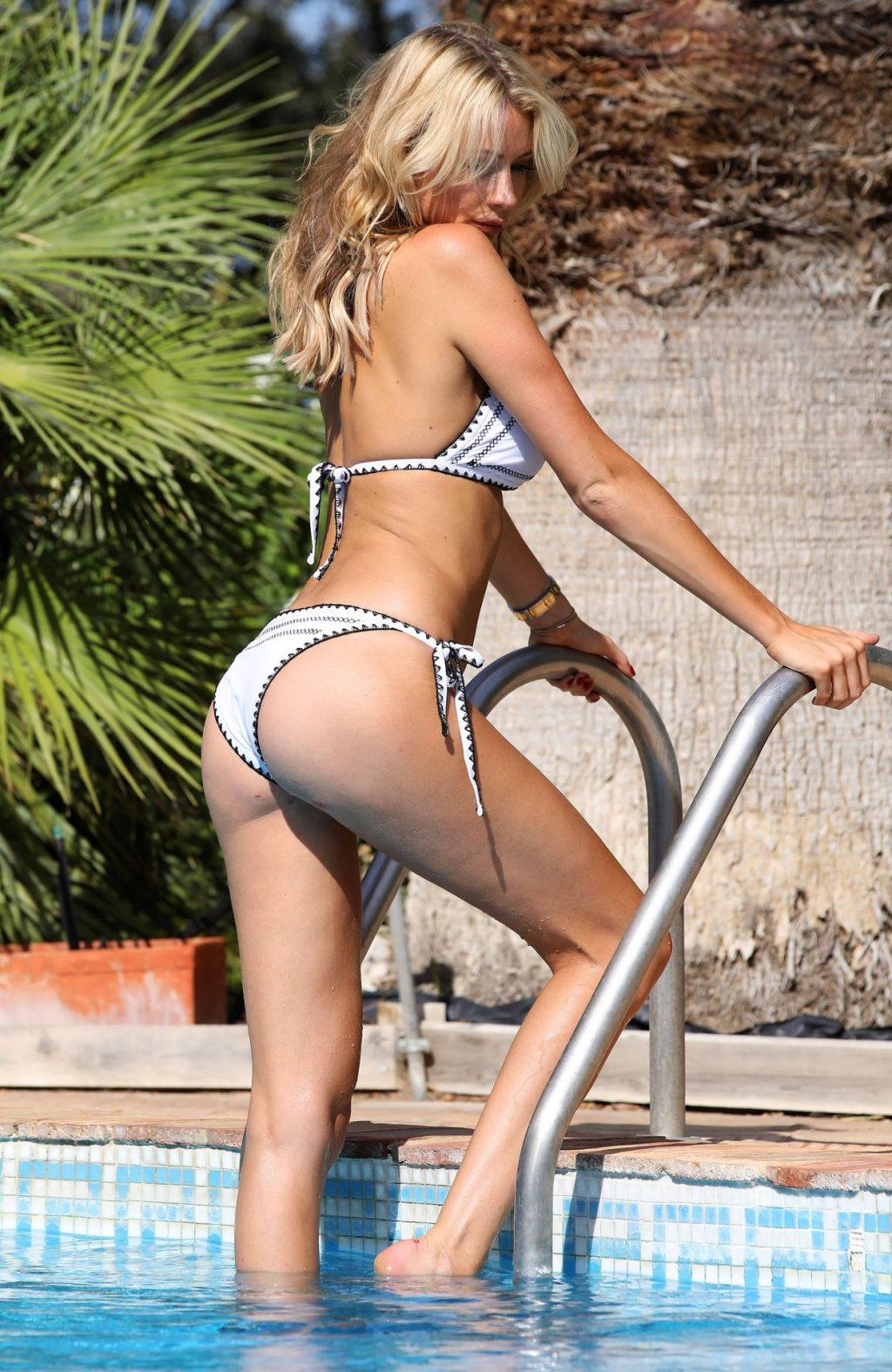 Olivia Attwood Shows Off Her Sexy Bikini Body in Mykonos (29 Photos)