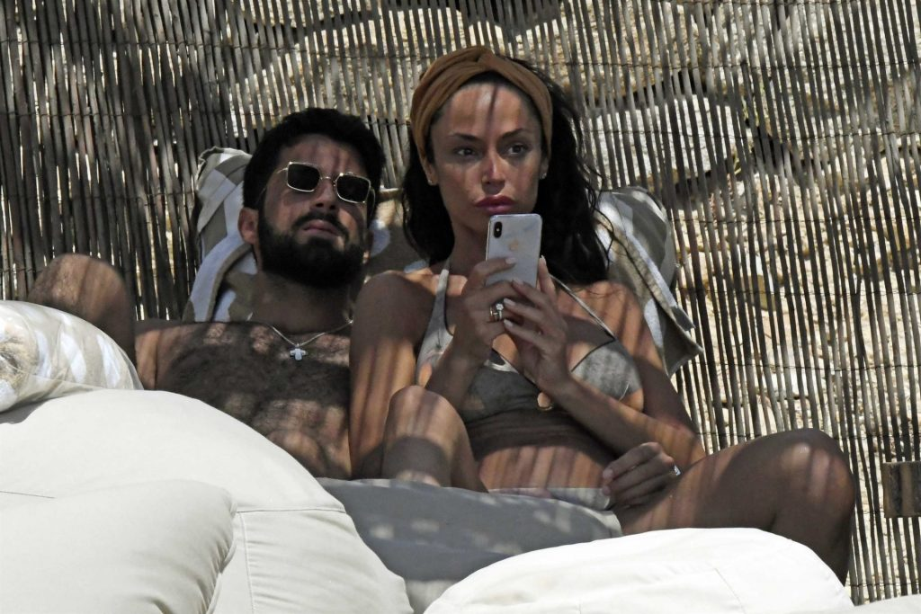 Raffaella Fico Shows Off Her Tits and Butt in Mykonos (63 Photos)