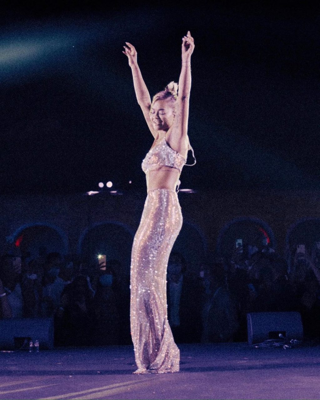 Rita Ora Performs for UNICEF Event (14 Photos)