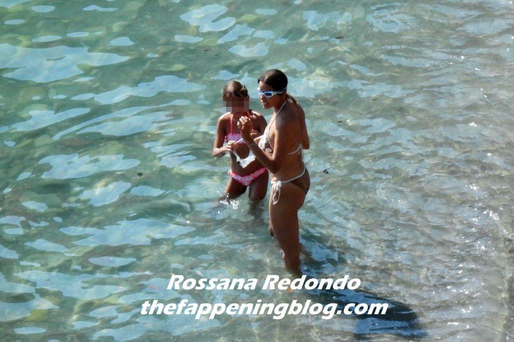 Rossana Redondo Is Seen on Holiday in Ligurien (5 Photos)