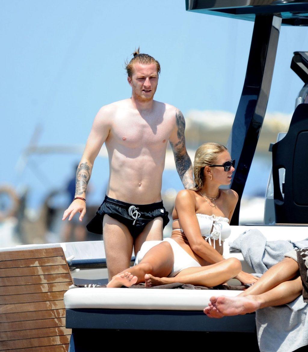 Marco Reus & Scarlett Gartmann Lap Up the Spanish Sunshine Out in Formentera (44 Photos)