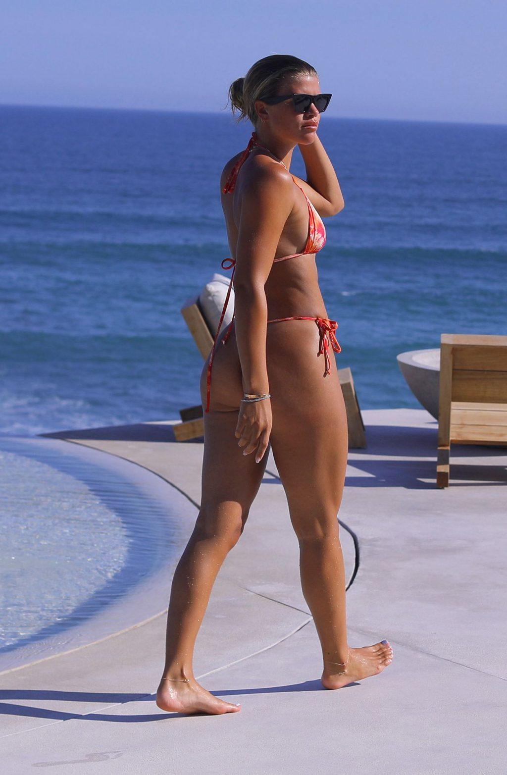 Sofia Richie Displays Her Sexy Body in a Bikini (12 Photos)