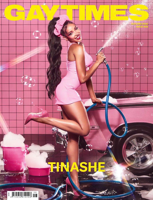 Tinashe Sexy – Gay Times (5 Photos)