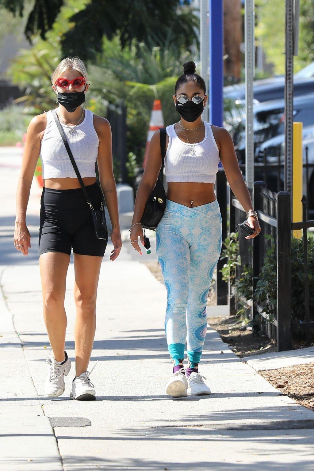 Vanessa Hudgens Shows Off Her Toned Figure in LA (85 Photos)