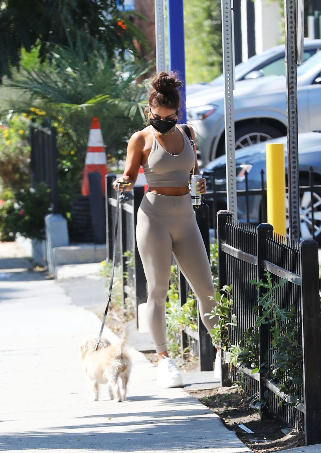 Vanessa Hudgens Shows Off Her Sexy Fit Body in WeHo (66 Photos)