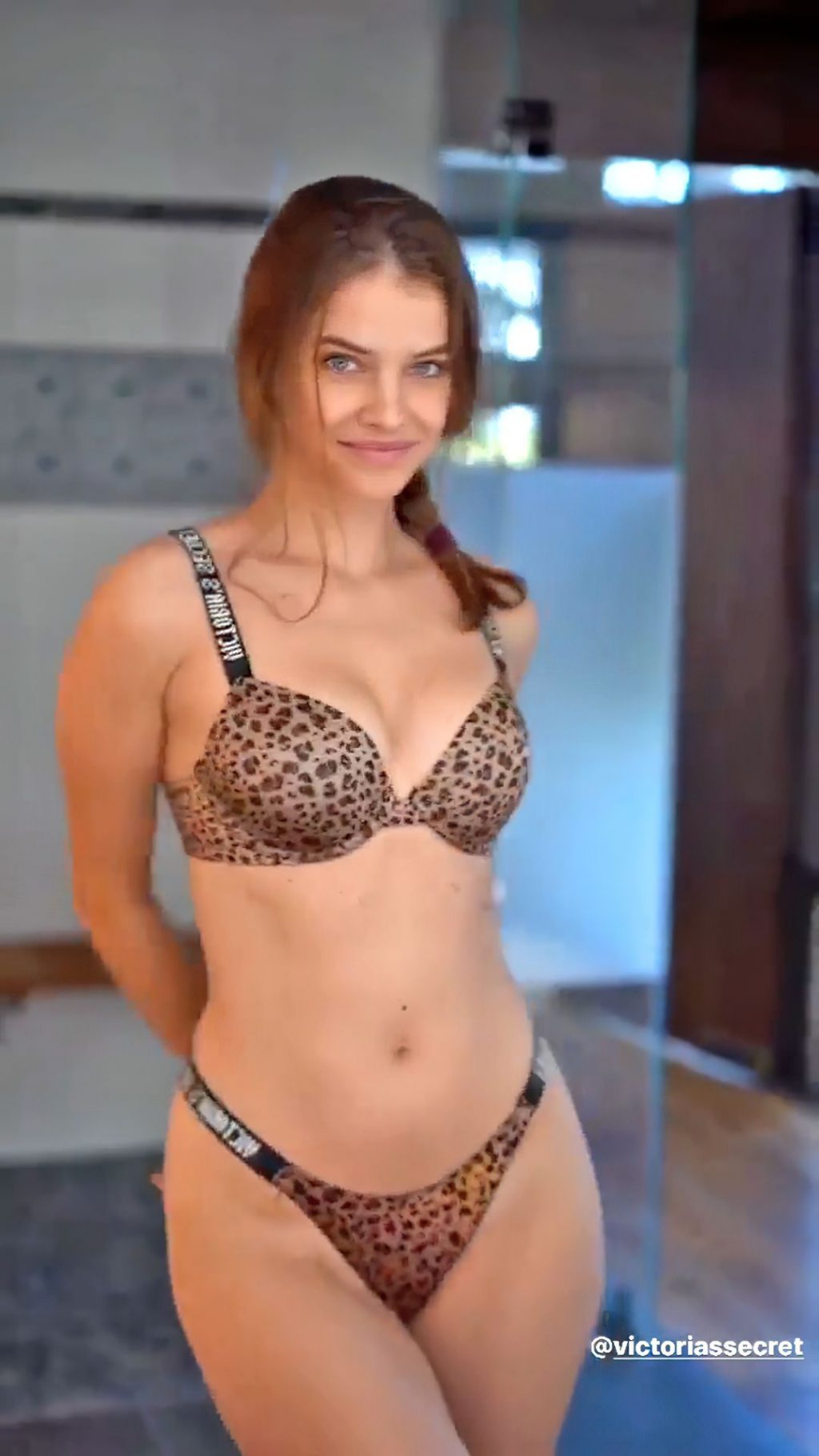 Barbara Palvin Shows Off Her Sexy Body in Lingerie (15 Photos + GIF & Video)