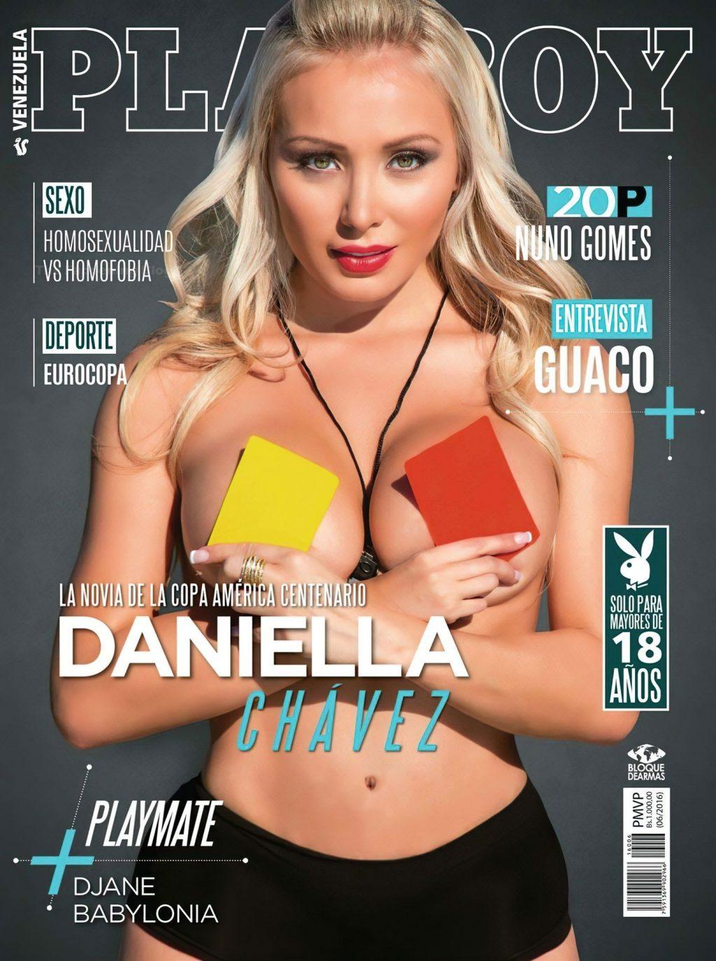 Daniella Chavez Nude – Playboy (15 Photos)