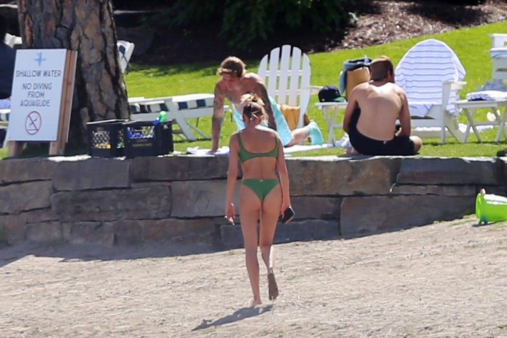 Justin & Hailey Bieber Are Spotted During Their Vacation in Idaho (25 Photos)