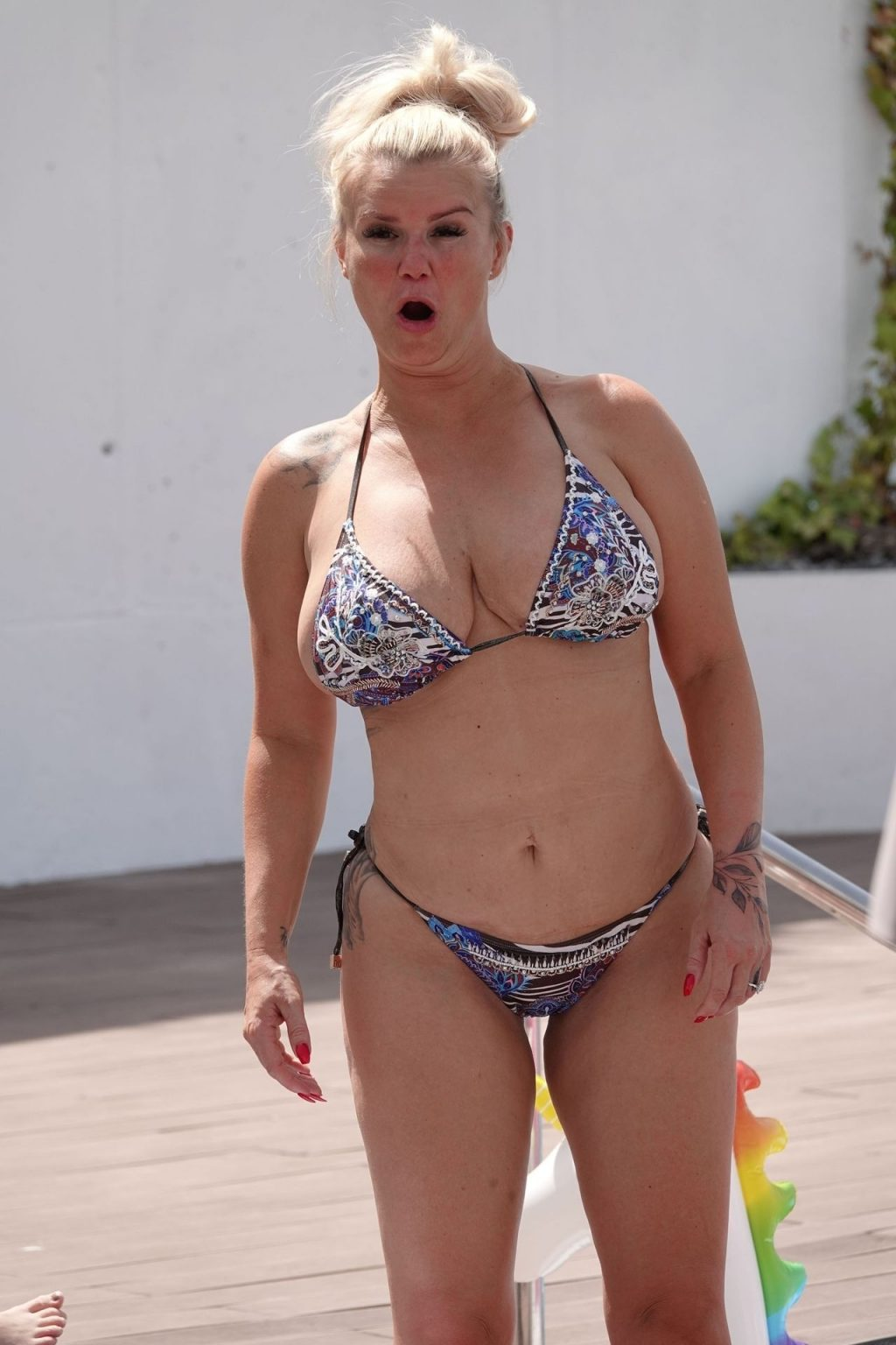 Kerry Katona Shows Off Her Two Stone Weight Loss and Looks Incredible (55 Photos)