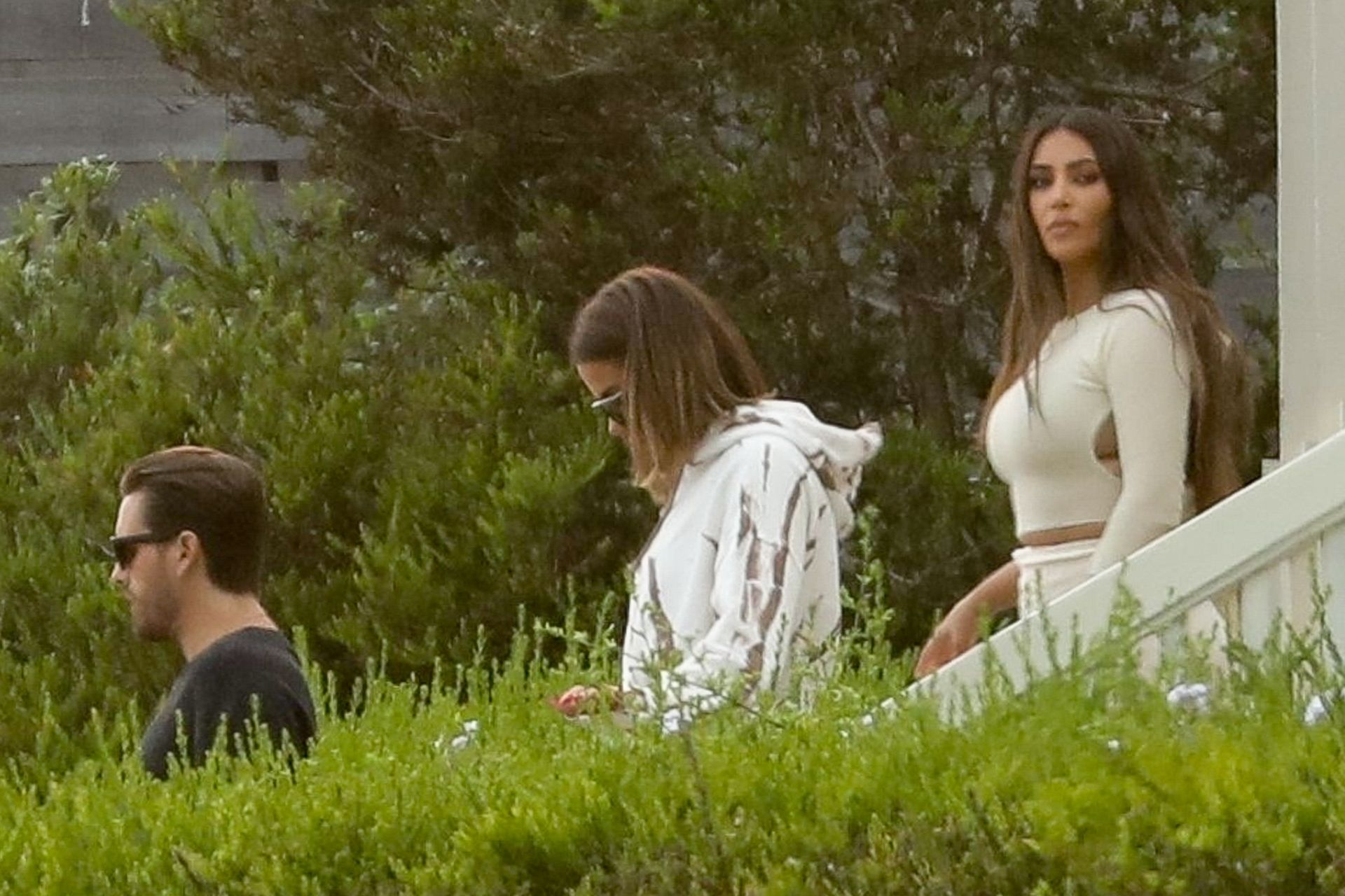 Kim kardashian in tears over kanye and scott disick admits he's a sex addict in dramatic kuwtk trailer
