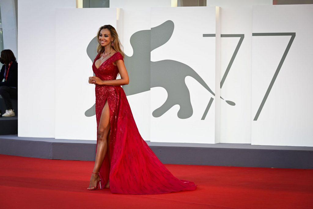 Madalina Ghenea Arrives at The 77th Venice Film Festival (100 Photos)