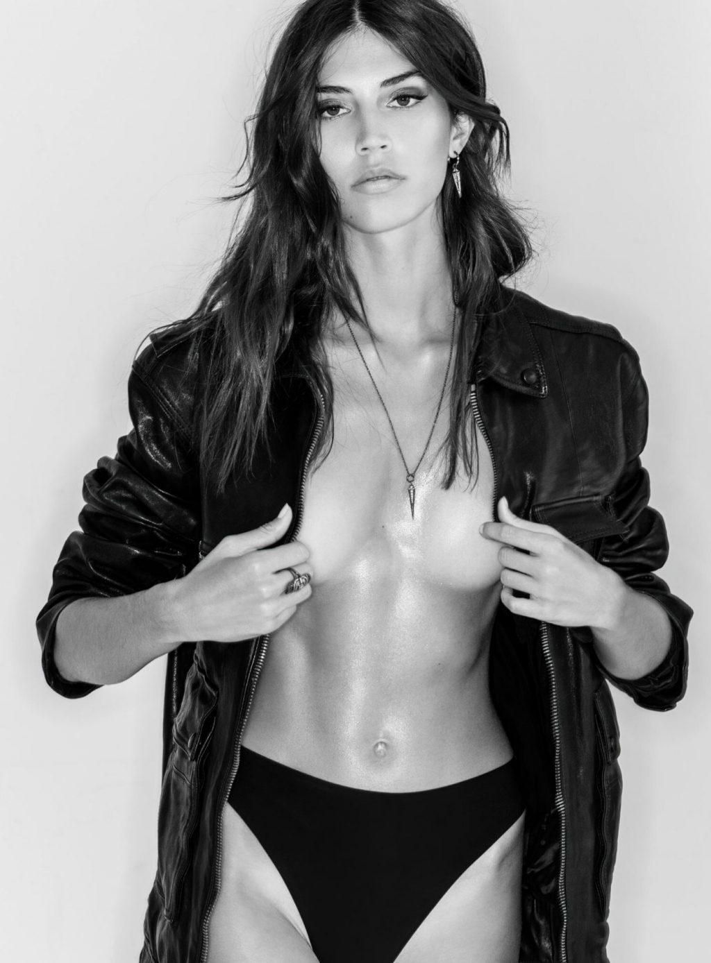 Marilhea Peillard Sexy & Topless – Maxim (9 Photos)